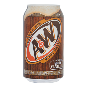 A&W Root Beer 355ml Jumbo