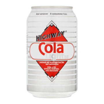 BASIC Cola light 0,33 l Jumbo