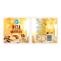 BASIC Pita brood 10 stuks Albert Heijn
