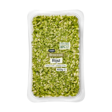 Broccolirijst 400 g Jumbo