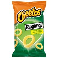 Cheetos Ringlings onion 125 g Albert Heijn