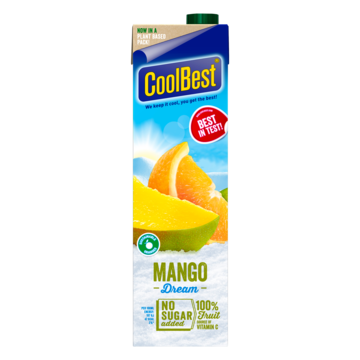 CoolBest Mango dream 1 l Jumbo
