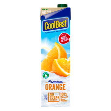 CoolBest Premium orange 1 l Jumbo