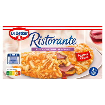 Dr. Oetker ristorante pizza calzone speciale 290 g Jumbo