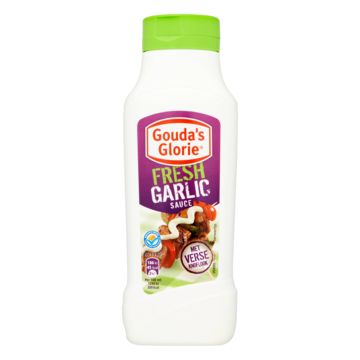 Gouda's Glorie Fresh Garlic Sauce 650ml Jumbo