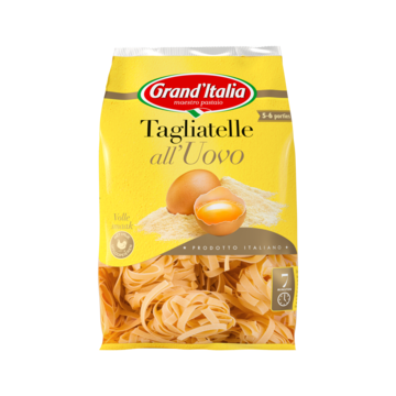 Grand'Italia tagliatelle all'uovo 500 g Jumbo