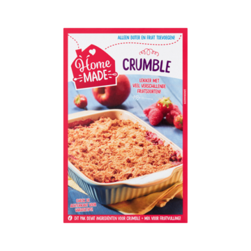 Homemade mix voor crumble 350 g Jumbo
