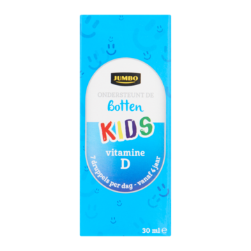 Kids Vitamine D 30ml Jumbo