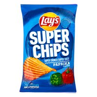 Lay's superchips paprika 200 g Albert Heijn