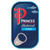 Princes Makreel in water 125 g Albert Heijn