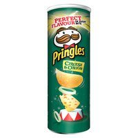 Pringles Cheese & onion 165 g Albert Heijn