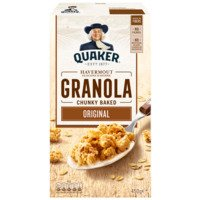 Quaker havermout granola naturel 450 g Albert Heijn
