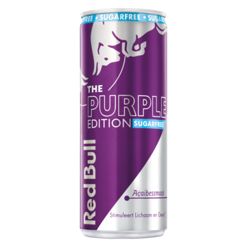 Red Bull sugarfree acaïbes 250 ml Jumbo
