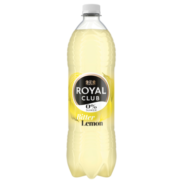 Royal Club Bitter lemon 0% suiker 1 l Jumbo