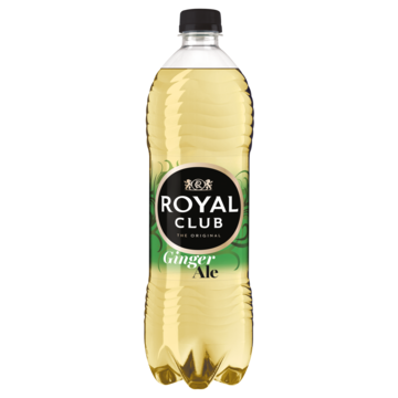 Royal Club ginger ale 1 l Jumbo