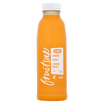 Sap mango sinaasappel appel 500 ml Jumbo