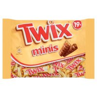 Twix Mini's 403 g Albert Heijn