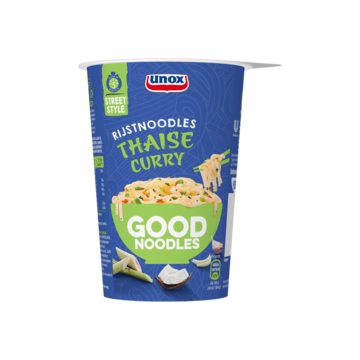 Unox good noodles thaise curry 69 g Jumbo