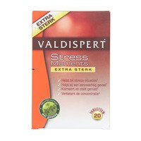 Valdispert stress moments extra sterk tabletten 20 stuks Albert Heijn